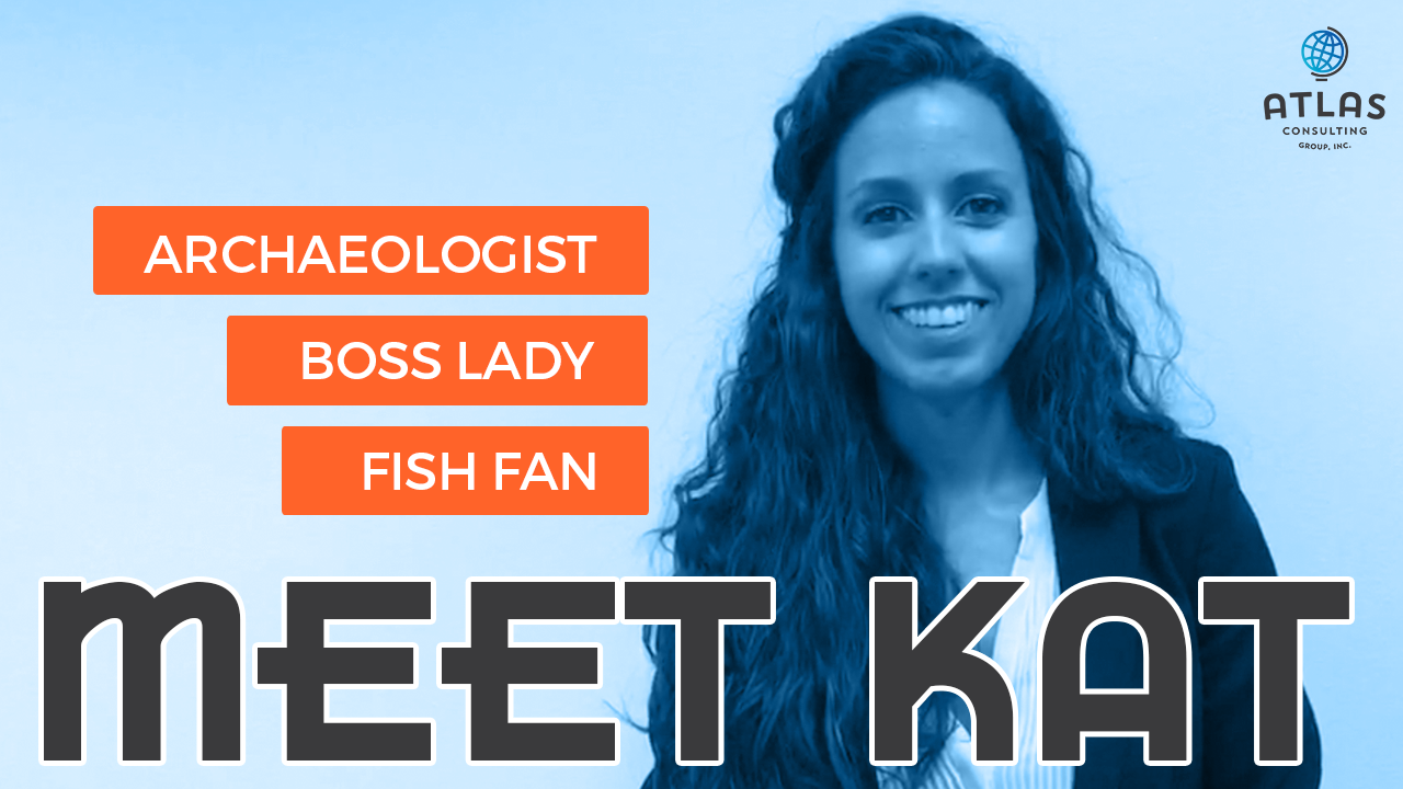 Meet Atlas Consulting Group's President – Kat!
