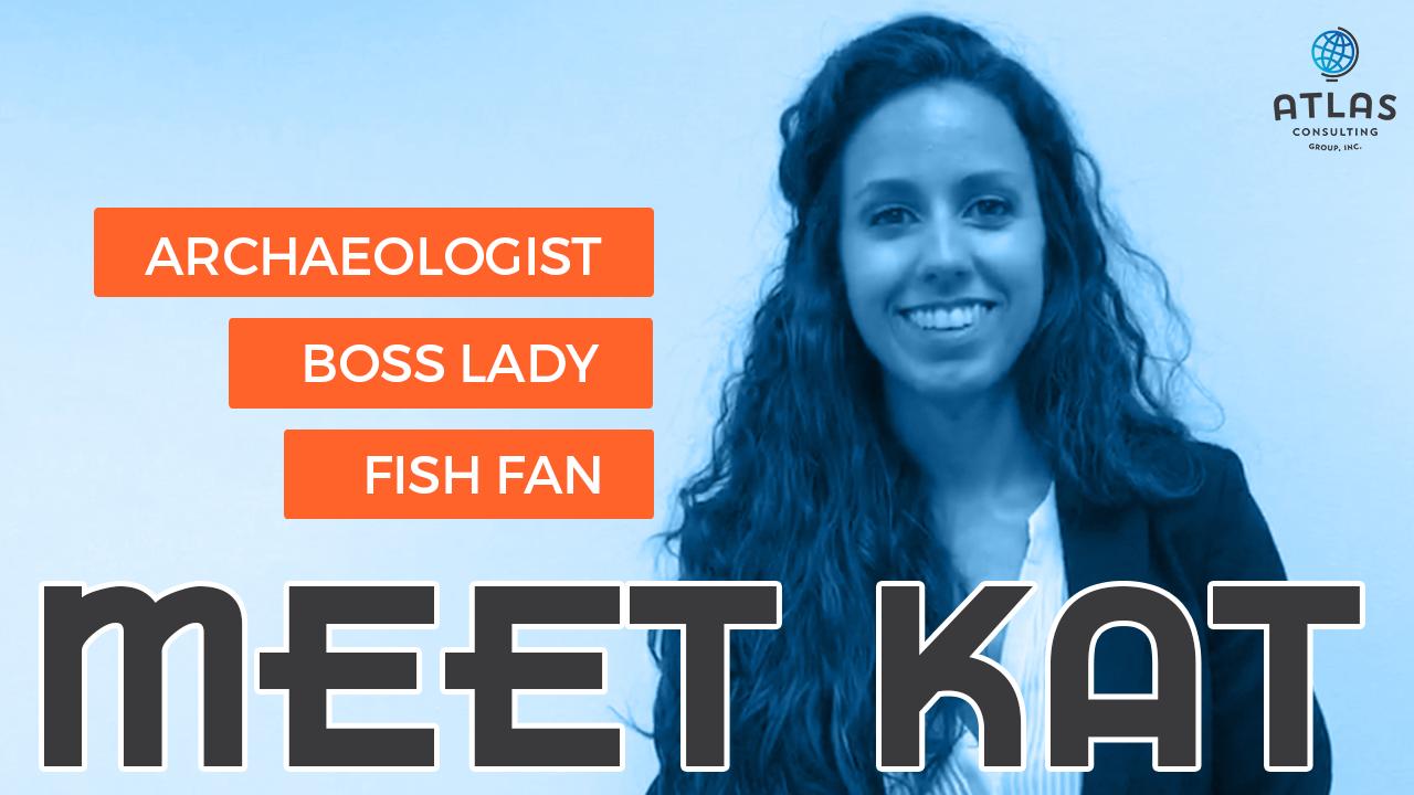 Meet Atlas Consulting Group's President – Kat!