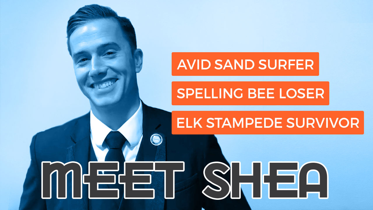 MEET SHEA – Atlas Consulting Group's Account Manager